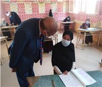 قيادات الأزهر تتفقد لجان امتحانات الشهادة الثانوية بمحافظة الفيوم