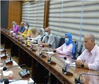 لجنة للأمانة الفنية بالدقهلية لمتابعة تنفيذ الاشتراطات البنائية الجديدة