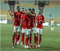 الدوري المصري  الأهلي يسجل الهدف الثاني في شباك المقاصة