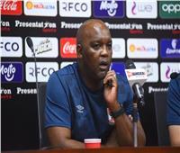 موسيماني: حققنا فوزًا مهمًا على المقاصة.. ونسعى للقب الإفريقي