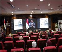 وزير التعليم العالي يشارك في حفل تأبين الدكتور كمال الجنزوري
