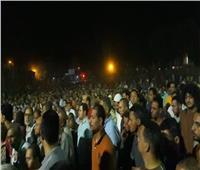 مصرع 5 أشخاص جراء حادث مروري ببني سويف