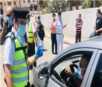 ضبط 240 مخالفة سير بدون تراخيص «قيادة وتسيير»