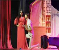 «لهو الملوك» يبدأ أولى عروضه على مسرح المركز الثقافي بطنطا