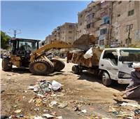 محافظ المنيا يتابع جهود الوحدات المحلية بمختلف القطاعات الخدمية