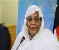 وزيرة خارجية السودان: نقدر الدعم الروسي للحكومة الانتقالية