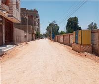 محافظ أسيوط: وضع تربة زلطيةبمدينة القوصية تمهيداً لرصفها