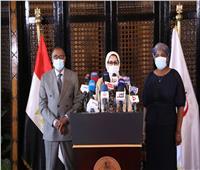 وزيرة الصحة: مصر ستصبح صرحًا كبيرًا لإمداد أفريقيا بالأدوية ولقاحات كورونا