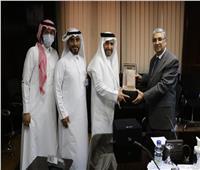 وزير الكهرباء ووفد شركة الفنار السعودية يبحثان التعاون المستقبلي