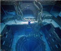 افتتاح أعمق مسبح للغطس في العالم في دبي  صور