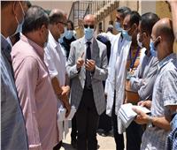 «صحة الشرقية» تقرر التوسع فى حجرات العمليات بمستشفي ههيا المركزي
