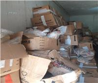 ضبط 2670 كيلو مصنعات لحوم فاسدة بالدقهلية
