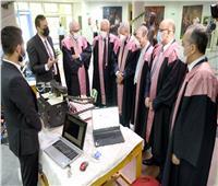 جامعة المنصورة تكرم 87 من علمائها وباحثيها خلال عيد العلم الثانى عشر