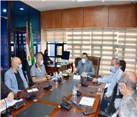 نائب محافظ الدقهلية يعقد اجتماعا لدعم وتشجيع المشروعات الصغيرة والمتوسطة