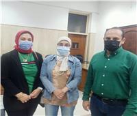 صحة المنوفية :تعاون مشترك مع جامعة المنوفية لتطعيم العاملين