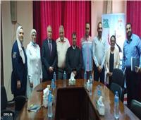 القوى العاملة: بدء التدريب على 5 مهن بالتعاونمع مؤسسة دار الرعايا للبنين بالإسكندرية