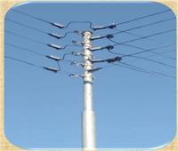 1,2 مليار جنيه لتطوير شبكات توزيع الكهرباء بشمال البحيرة