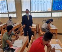 سعادة وفرحة بين طلبة الثانوية العامة لسهولة امتحان الفرنساوي