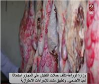«الزراعة» تكثف حملات التفتيش على المجازر استعدادا لـ«عيد الأضحى»| فيديو
