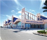 مطار مرسى علم يستقبل 24 رحلة دولية سياحية