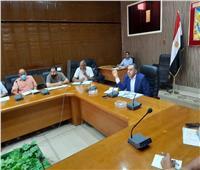 شمال سيناء تبحث رفع الحد الأدنى لأجور العاملين بنظامي السركى واليومية
