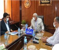 محافظ السويس يوافق على ضم قرية عامر بالقطاع الريفي للحيز العمراني