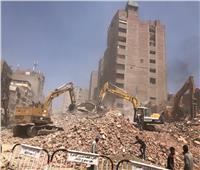 «قطار التطوير» يصل أحياء شرق القاهرة  صور