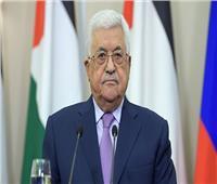 الرئيس الفلسطيني يعزي نظيره العراقي في ضحايا حريق مستشفى الحسين