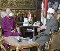 «الكنيسة الأسقفية»: الرئيس السيسي غير شكل الحياة في مصر