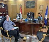 إدراج تطوير كورنيش النيل بالزرقا بالخطة الاستثمارية لمحافظة دمياط