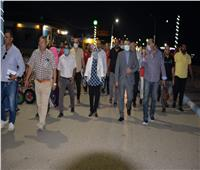 حملات بمدينة جمصةللتأكد من النظافة وتوافر الخدمات للمصطافين