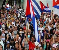 كوبا تتهم أمريكا بالوقوف وراء التظاهرات في البلاد