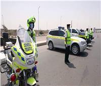 ضبط 1742 مخالفة تجاوز السرعة المقررة بالطرق السريعة