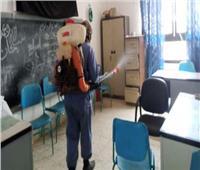 ١٤٣ طالبا وطالبة يؤدون امتحان الجبر والهندسة بلجان مطروح