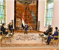 «السيسي» يؤكد دعم مصر الكامل لـ«الحريري» من أجل استقرار لبنان