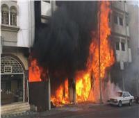 النيابة تطلب تقرير طبي وافي عن حالة الطفل المحترق داخل مطعم أوسيم