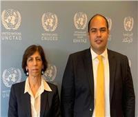حماية المنافسة والأمم المتحدة للتجارة يبحثان توسيع نطاق المركز الإقليمي للتدريب على قوانين المنافسة
