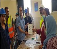 توسعات محطة مياه «نيدة» تحصل على الشهادة الدولية في الإدارة الفنية المستدامة