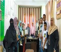 «أزهر أسوان» يكرم معلمي التربية الفنية المشاركين في معرض القاهرة الدولي للكتاب