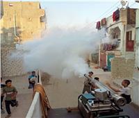 حملات لتطهير وتعقيم شوارع وميادين الإسكندرية