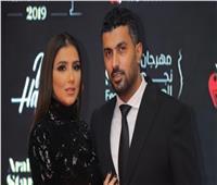 محمد سامي ومي عمر يخطفان الأنظار خلال العطلة الصيفية