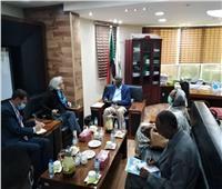 وزير الري السوداني يبحث مع مبعوثة الاتحاد الأوروبي قضية سد النهضة