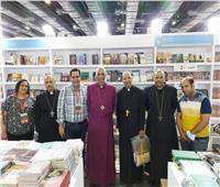 رئيس الأسقفية مشيدًا بمستوى معرض الكتاب : يؤكد على قوتنا الناعمة