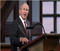 جورج بوش ينتقد قرار سحب قوات «الناتو» من أفغانستان