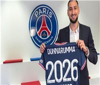 رسميا ..دوناروما يوقع لباريس سان جيرمان حتى 2026