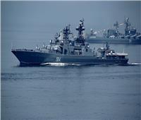 سفن حربية روسية تقصف أهدافًا ضمن تدريبات بـ«القطب الشمالي»