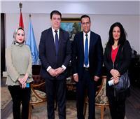 تعاون إعلامي بين مصر والعراق