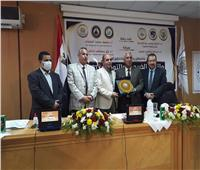 انطلاق فعاليات ملتقى التوظيف والخريجين بكلية العلوم بجامعة المنصورة