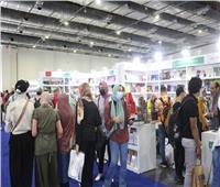 معرض الكتاب يستقبل 91 ألف زائر باليوم الرابع عشر