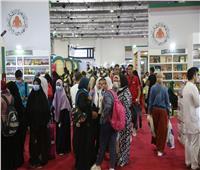 91 ألف زائر في اليوم الـ14 لمعرض القاهرة الدولي للكتاب